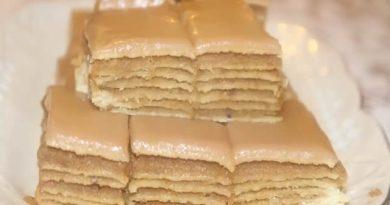 Ukusna i brza Karamel torta