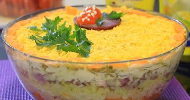 Mimoza salata – ukus koji osvaja