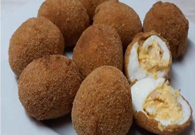 Pohovana punjena jaja – gotova za 15 minuta