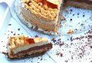 Pesak torta – ne peče se, gotova za 20 minuta