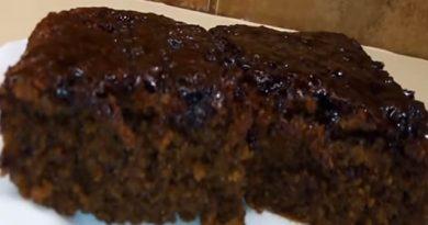 Brzi sočni kolač sa pekmezom – Cake with Jam