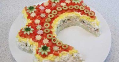 Brza, laka i neodoljiva: Izvanredna salata – Ruska lepota (Video)