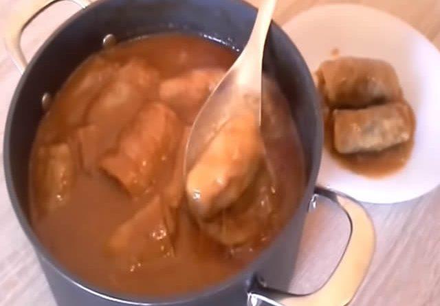 Najbolji recept – Sarma bosanska sa sosom