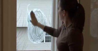 Namazala je prozor pjenom za brijanje: Nećete vjerovati da ovo zaista radi