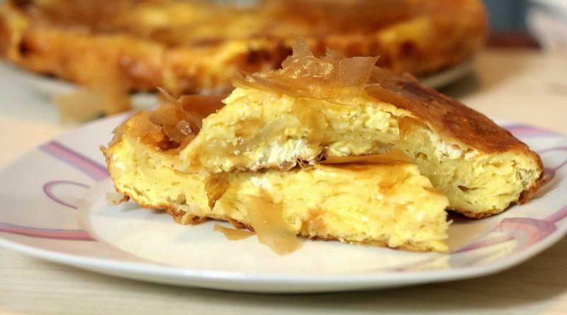 Burek sa sirom - brza pita sa sirom idealna je kada vam je