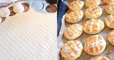 Pogačice gotove za 20 minuta: Mekano pecivo sa sirom (Video recept)