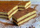 Posna Kremasta torta – bez pečenja – Creamy Cake