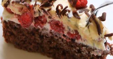 Čokoladna torta: Najlepša kombinacija čokolade i voća