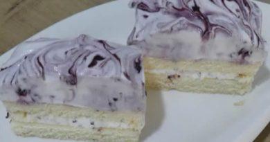 Ne peče se sladoled kolač bazga
