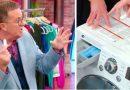 Stavio je tableticu za pranje sudova u mašinu za veš i podesio visoku temperaturu. Genijalno!
