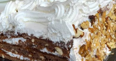 Sanjar Torta – Dreamer cake – Posni recepti