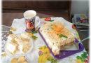 Fantastičan recept posne torte sa tunjevinom i krekerima, odlična za posne slave kao predjelo.