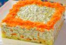 Sočna posna salata sa krompirom šargarepom i kiselim krastavcima, svi će vam tražiti recept
