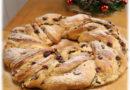Božićni vijenac – savršeno slatko tijesto za vaš božićni stol