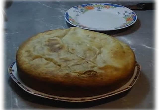 Sočna, izdašna, meka posna pita – pogača sa jabukama