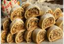 Suhi Kolač s Orasima – Brzo i Jednostavno – Crisp Walnut Roll Cookies – Quick and Simple