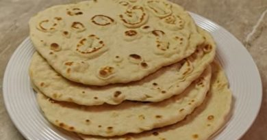 Како napraviti domaće tijesto za tortilje – Plus video za domaći wraps