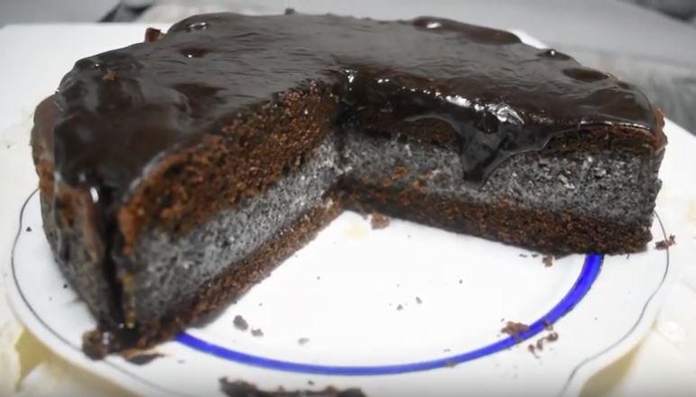 Mak torta – Za sve ljubitelje maka, griza, cokolade