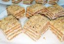 Lazni medovik od gotovih kora – Tope se u ustima kolac u kome uzivaju sva cula
