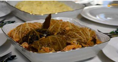 Sarme od kelja kelj sarmice – Savoy Cabbage Rolls Stew