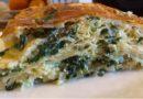 Pita sa spanacem i sirom od gotovih kora