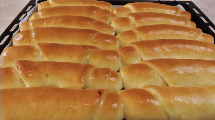 Nestvarno mekane kiflice – unbelievable soft milk bread rolls