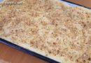 Griz kolač sa merama na čaše, lak i brz za napraviti a ukus mu je neodoljiv