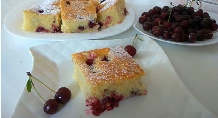 Cherry pie / Pita s višnjama — Coolinarika