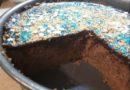 Čokoladna fantazija. Vredi da se proba super brza torta za sve prilike.