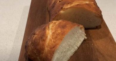 Hleb sto se ne mjesi – No knead bread delicious and soft