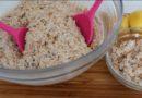 Pileca kikiriki salata ili obrok