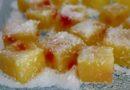 Osvježavajuće kocke sa limunom koje ćete pripremiti u tren oka