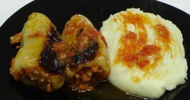 Hit ručak za 500 rsd-3e-Neobičan i ekonomičan – Paprike punjene bez mesa a nisu posne