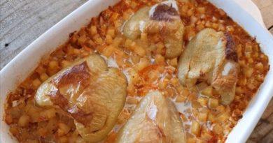 Kako se prave Punjene paprike s krumpirom – Savršen ljetni ručak