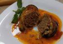 Recept za rolovani patlidžan u paradajz sosu