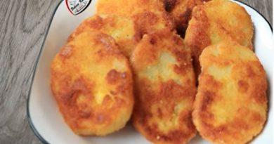 Hrskavi pohovani krompir neodoljivo dobro