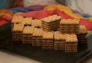 Oblande – lešnik napolitanke – sitni kolač koji se brzo sprema