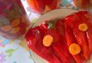 Pasterizovani fileti paprike pripremljeni na ovaj nacin su vrlo ukusni i ostaju hrskavi–Zimnica bez konzervansa