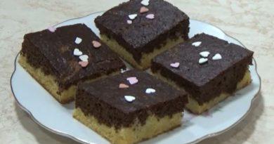 Brzo i lako: Kako da napravite preliveni šareni kolač