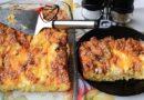 Bakina kuhinja -naborana gibanica sočna puna nadeva prsti se ližu
