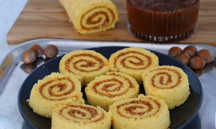 Najjednostavniji i najjeftiniji kolač na svetu – Rolat sa pekmezom
