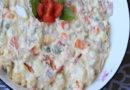 Bakina kuhinja kuhinja- klasična ruska salata za one koji nikad nisu pravili