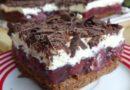 Švarcvald kolač za samo 10 minuta: Pravi se lakše od torte, ukus neponovljiv – Svi će vam tražiti recpet!