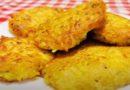 Poješćete ih u slast! Hrskavi uštipci od krompira – za deset minuta