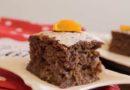 Posni kolač bez kapi ulja, ukusan i sočan.Mek i mirisan.