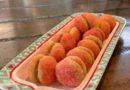 Posne Breskvice – Vegan Peaches
