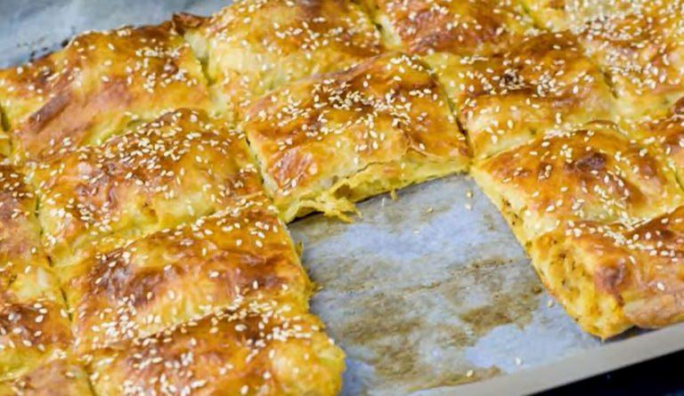 Drugačija pita krompiruša od gotovih kora – savršeno ukusna