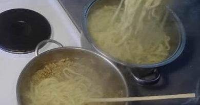Domaće, brzo i ukusno – domaće špagete sa mesom