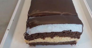 Pjenisimo torta – Kad ju režete ima zvuk pjenastih balončića