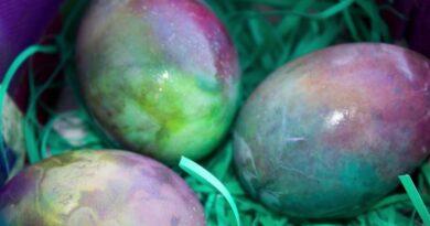 Tri super tehnike za farbanje uskršnjih jaja